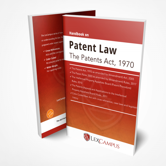 Patent agent exam paper 1 Patent acts and rules